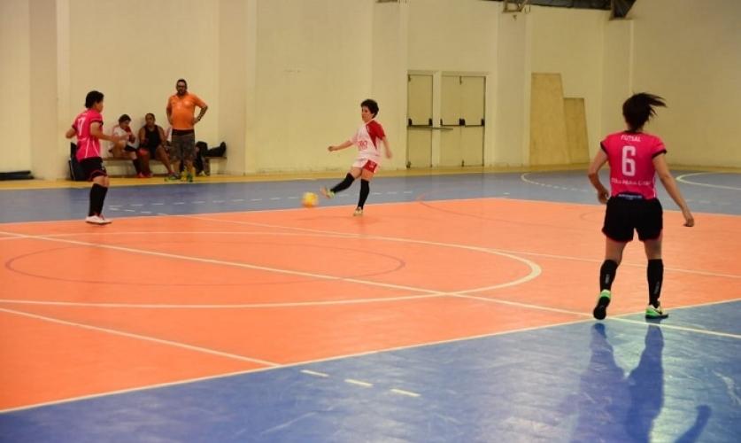 4a17b466dc Definidas as semifinais do Campeonato de Futsal Feminino em Ilhabela
